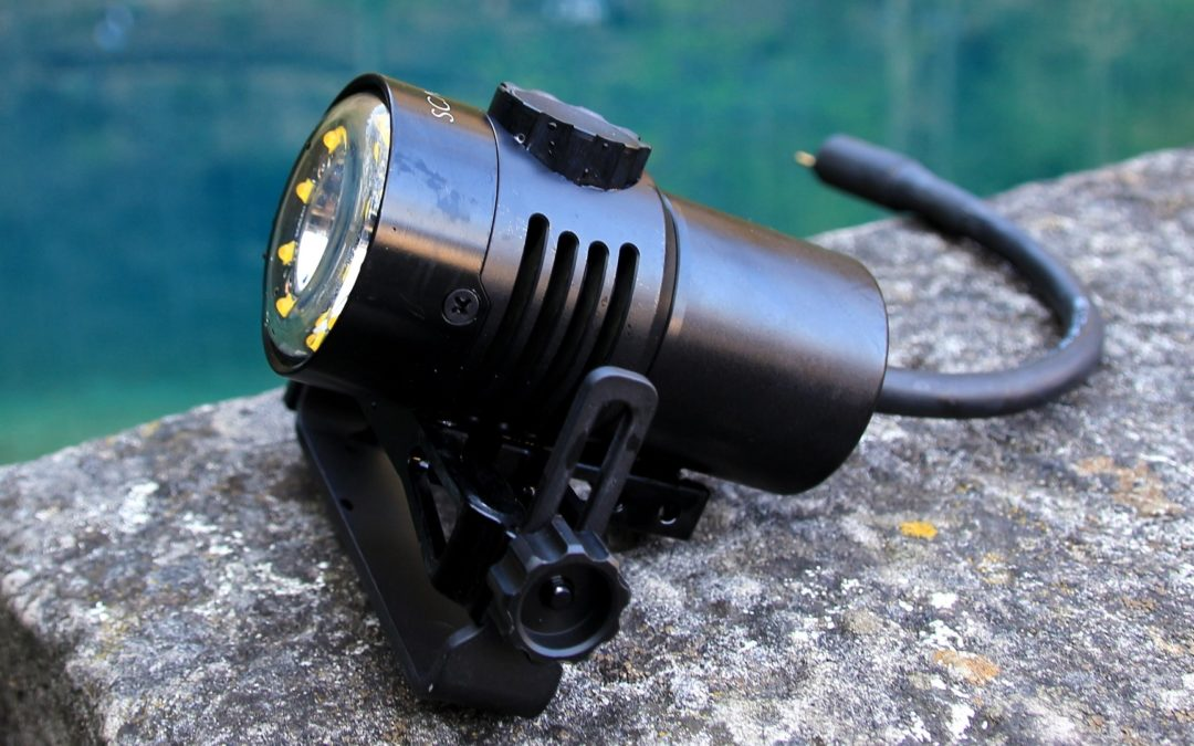 Tauchlampen Guide – Tanklampe oder integrierter Akku