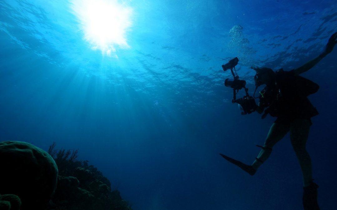 Wie verhält sich Licht unter Wasser? Teil 1: Lichtspektrum